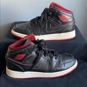 Nike air Jordan 1 mid mountain (rare)